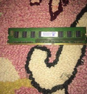 Оперативная память DDR 3 на 4 гб
