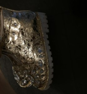 Ботинки , полу сапоги