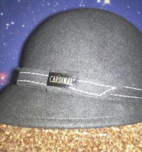Шляпка женская б/у