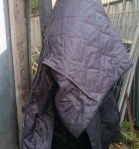 Мото куртка с защитой