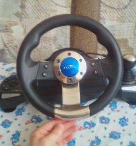 Гоночный руль