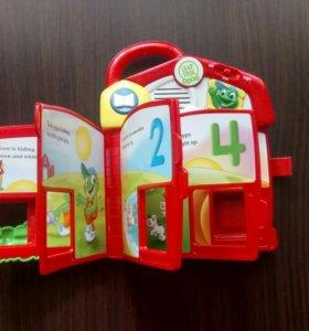 Интерактивная детская книга
