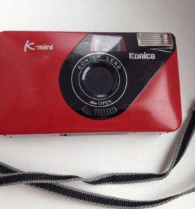 Фотоаппарат Konica mini