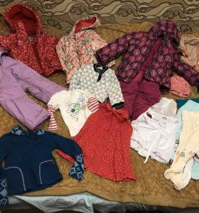 Вещи на ребёнка 2-3,5 года