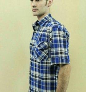 Рубашка мужская бязь.