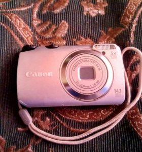 Canon A3200 IS
