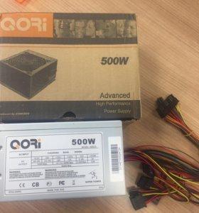 Блок Питания 500W Codegen QORi 500CG ATX12V V2.03