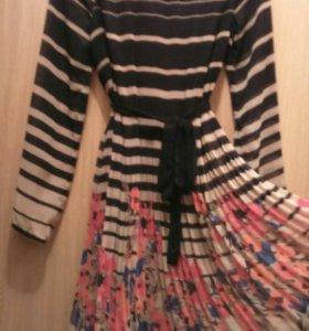 Шифоновое платье befree
