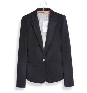 Классический пиджак для девушки