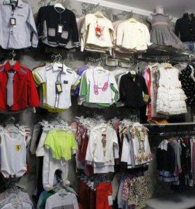 Продажа магазина детской одежды и обуви