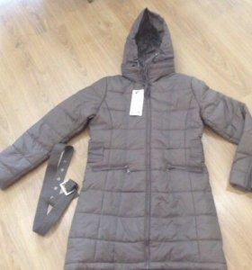 Куртка новая демисезонная 44 р