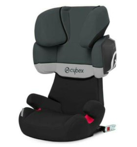 Автокресло Cybex Solution X2-Fix Grey Rabbit
