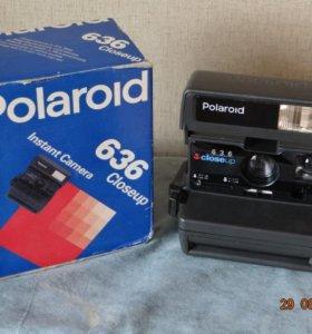 Фотоаппарат моментальной съёмки-Polaroid636 АНГЛИЯ