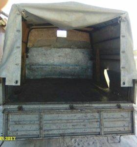 Газ 33023 тип ТА бортовой 2007г