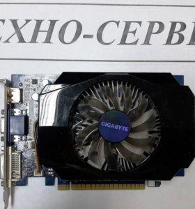 Видеокарта gigabyte GeForce GT630