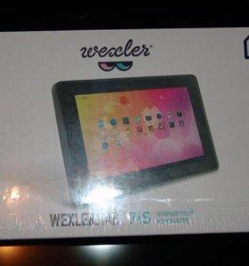 "Планшет  навигатор Wexler TAB 7iS (16 Гб + 3G) 7"""