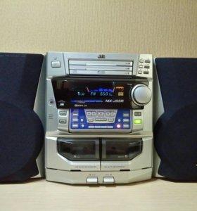 Музыкальный центр JVC MX-J55R