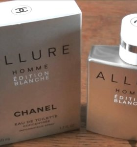 Chanel ALLURE HOMME ÉDITION BLANCHE 50 мл