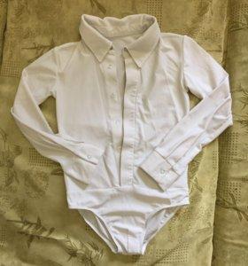 Рубашка. Одежда для мальчиков для бальных танцев