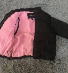 Куртка на девочку👧🏻