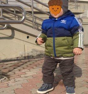 Куртка adidas осень-зима