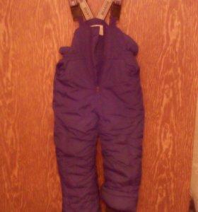 Продам новые зимние штаны