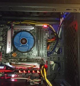 Игровой пк i5 6600k / 16Gb / 1050Ti