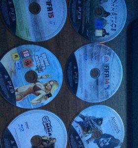 PlayStation 3 + игры