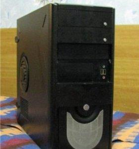 Игровой комп 4ядра, 4Гб, 250гб, Nvidia GTX 460