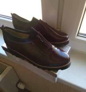 Новые ботинки 40 р