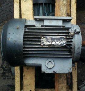 Электродвигатели 0.75-1.5квт