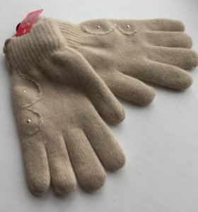 Перчатки женские новые!