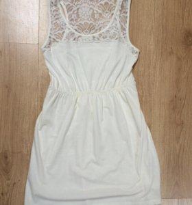 Новое платье tezenis