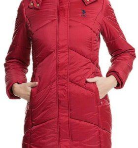 Пальто US Polo новое