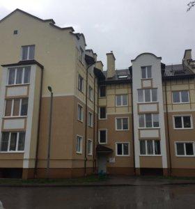 Квартира, 1 комната, 42.1 м²