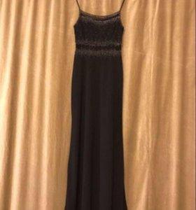 Платье вечернее в пол р 42-44