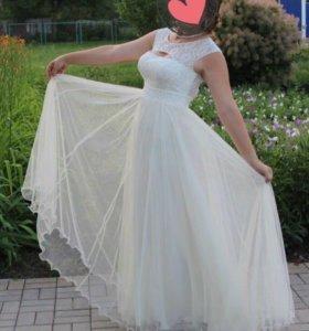 Свадебное / выпускное платье