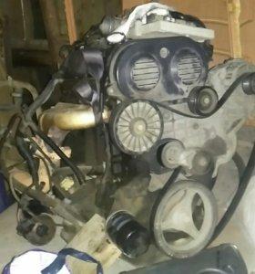 Двигатель крайслер 2,4 л по запчастям есть всё