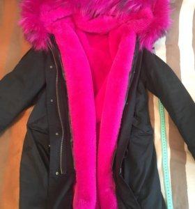 Парка, курточка зимняя. Новая