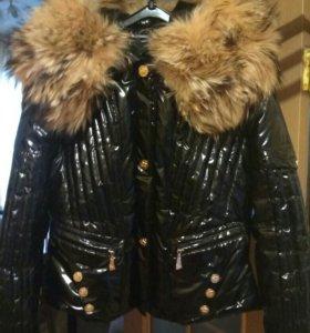 Куртка ж зимняя