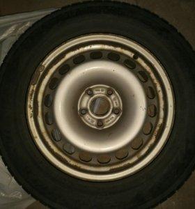 Шины зимние Dunlop grandtrek sj6 215/65 r16