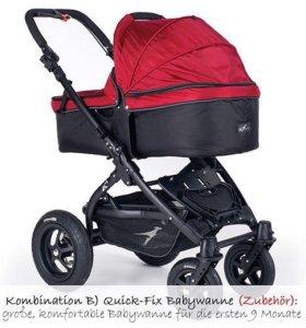 Коляска TFK X4 Sport 2в1