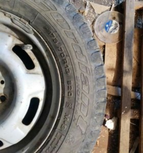 Комплект колёс кордиант r13