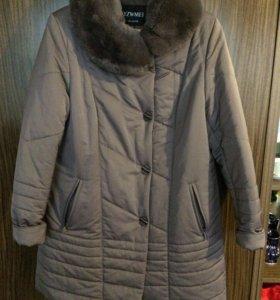 Пальто р 50-52