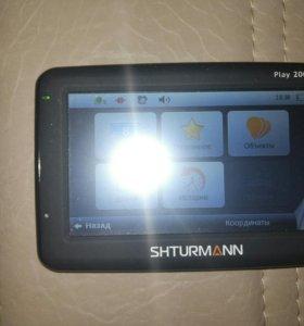 Навигатор SHTURMANN Play 200Bt