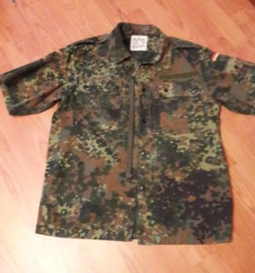 Новая рубашка-камуфляж