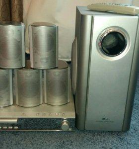 Сабвуфер LG extreme bass sound speaker system FE-5