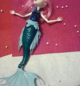 Кукла русалка монстр хай