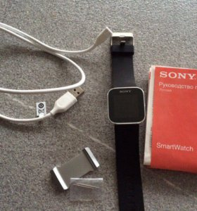 Часы Sony SmartWatch