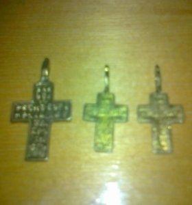крестики 17 век